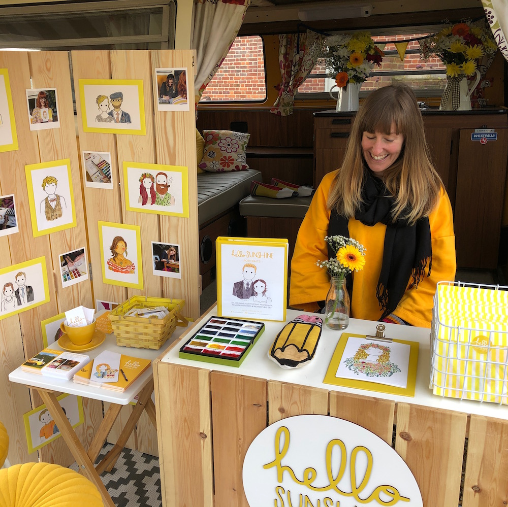 From Boots to Buddy the Sunshine Van with Jo Want