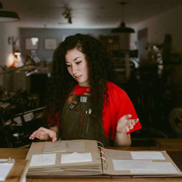 The Meticulous Ink story with Athena Cauley-Yu