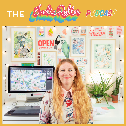 Make Art, Share Art. Make More Art, Share More Art with Jacqueline Colley