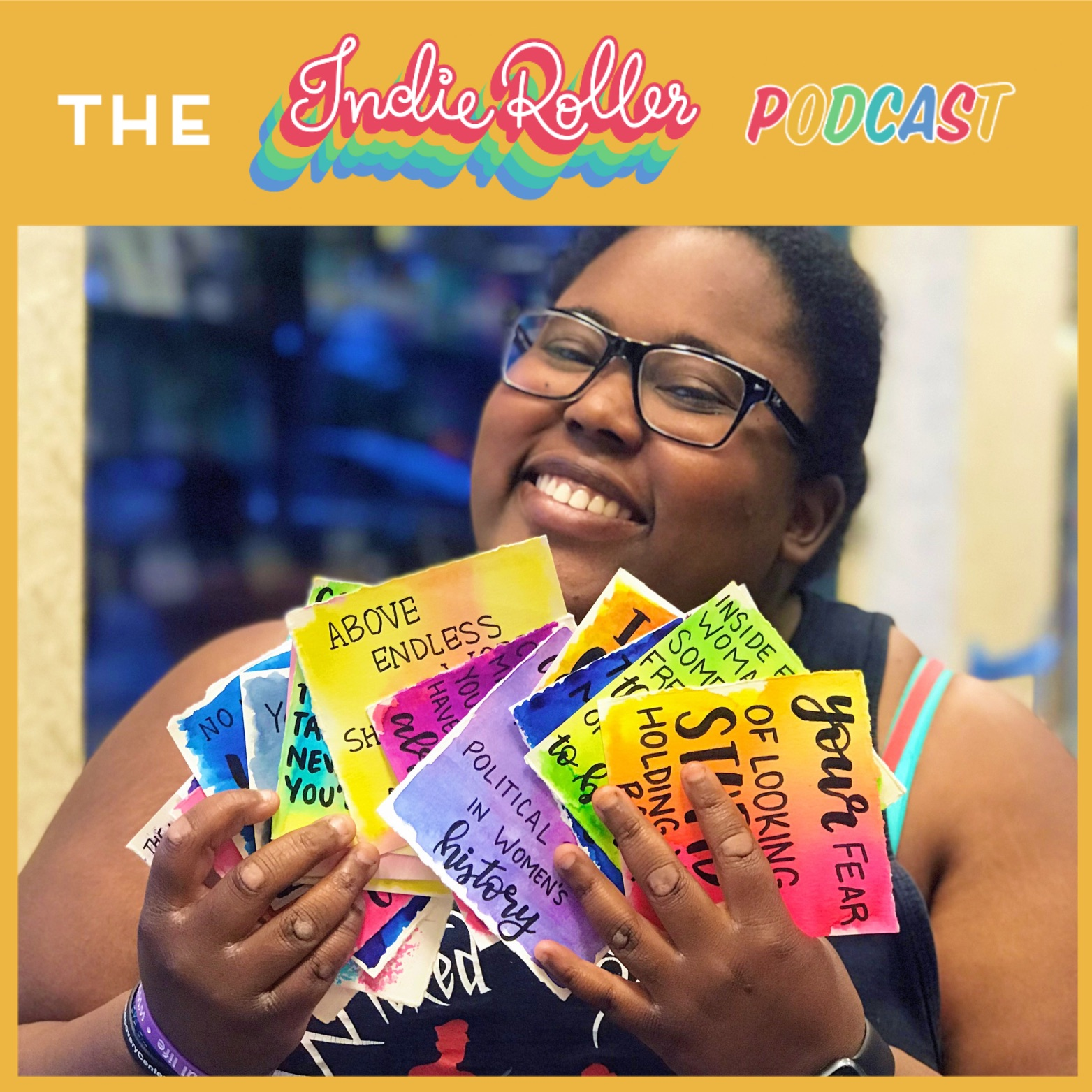 Indie Biz Interview with Nia from Self Love Tool Chest