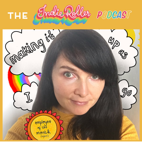 Season 2: Indie Biz & Covid-19 with Rosie Johnson Illustrates