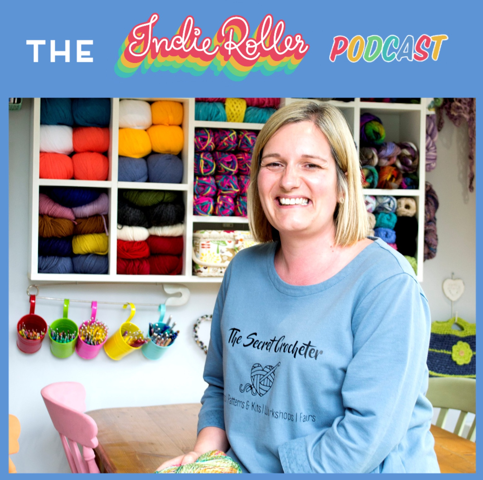 Indie Biz Interview with Nicola from The Secret Crocheter