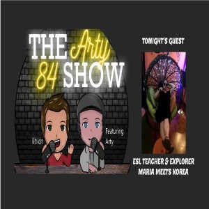 The Arty 84 Show – 2021-01-13 – EP 165