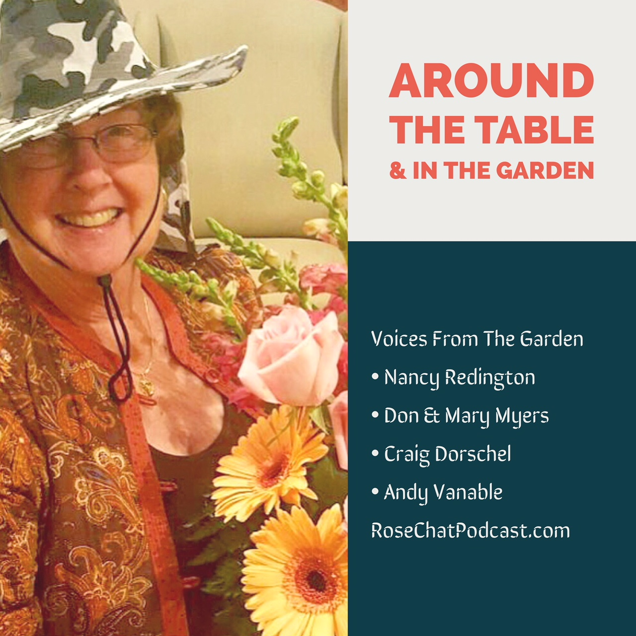 Around the Table & In The Garden | Voices From The Garden | #MyARSStory