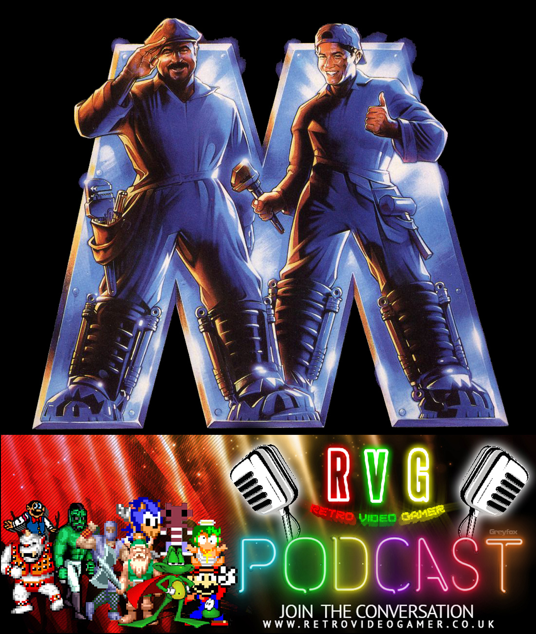 RVG Podcast Episode 4 -Video Game Movies
