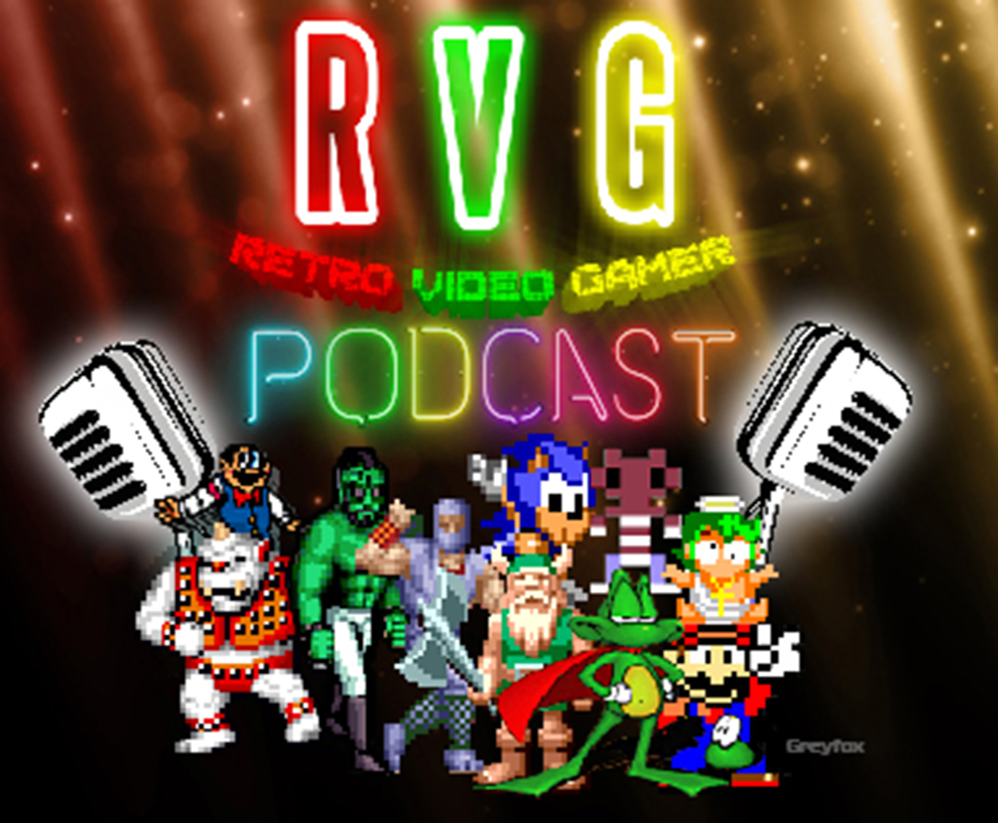 RVG Podcast Episode 7 - Influential Games