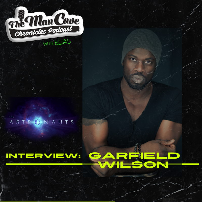"""Garfield Wilson talks about his role on Nickelodeon's """"The Astronauts"""""""