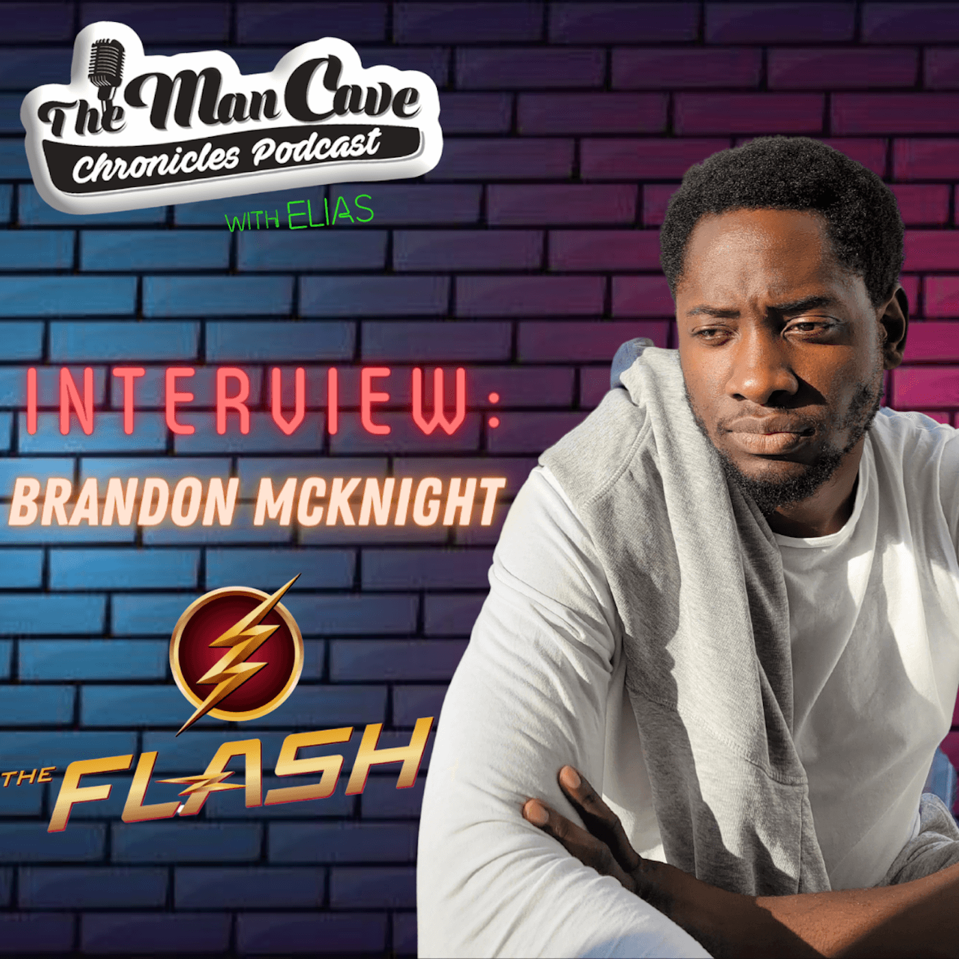 Brandon McKnight talks about his role as Chester P. Runk on CW's The Flash