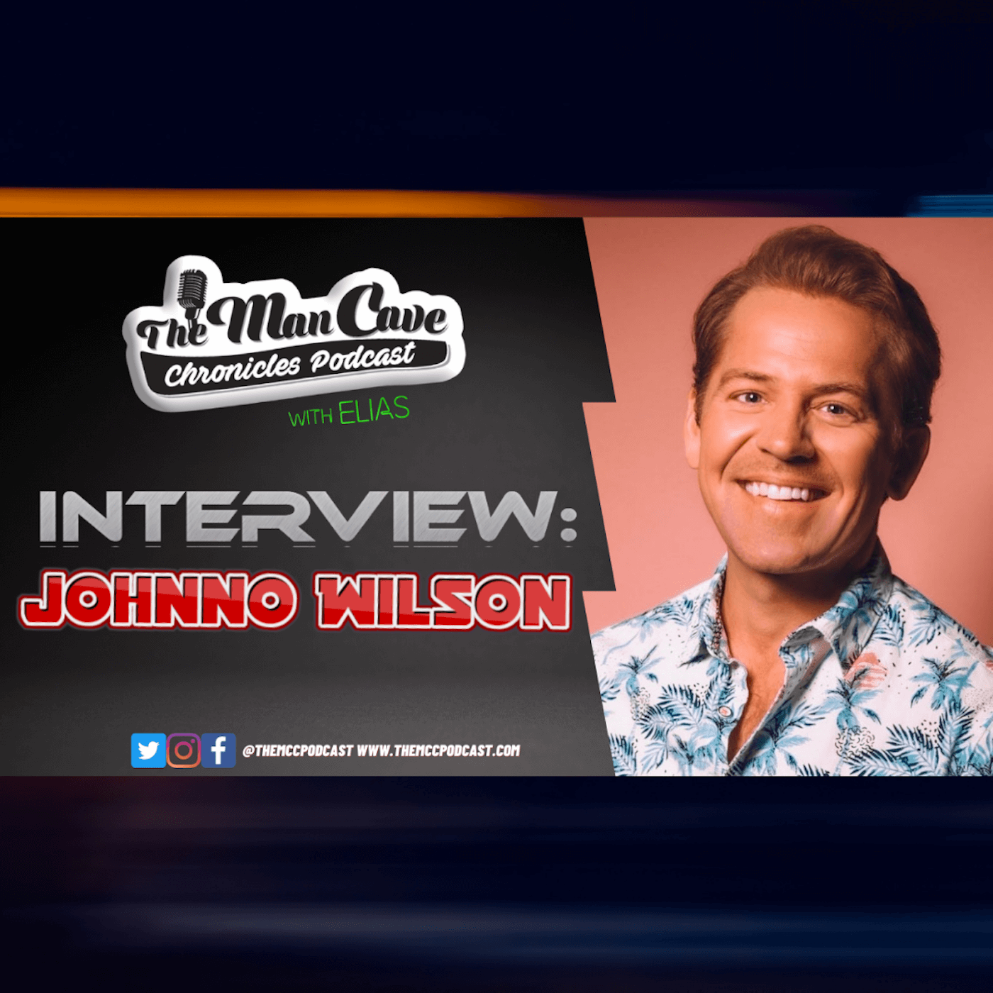 Johnno Wilson talks about improv comedy, celebrity impressions and more!