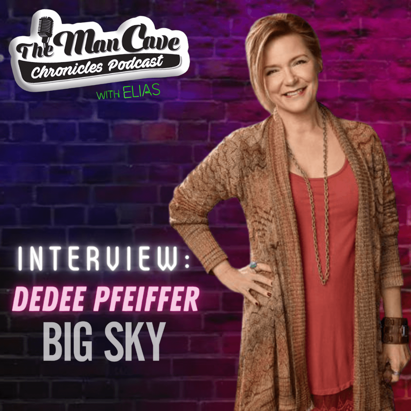Dedee Pfeiffer talks about her role on ABC's Big Sky