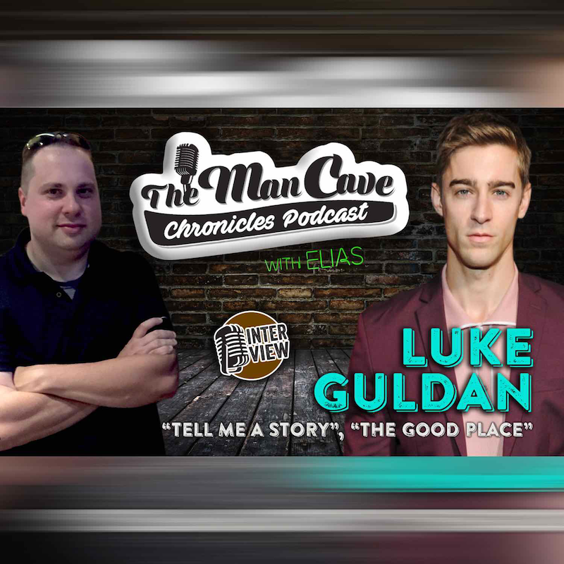 """Interview: Luke Guldan """"Tell Me a Story"""" """"The Good Place"""""""