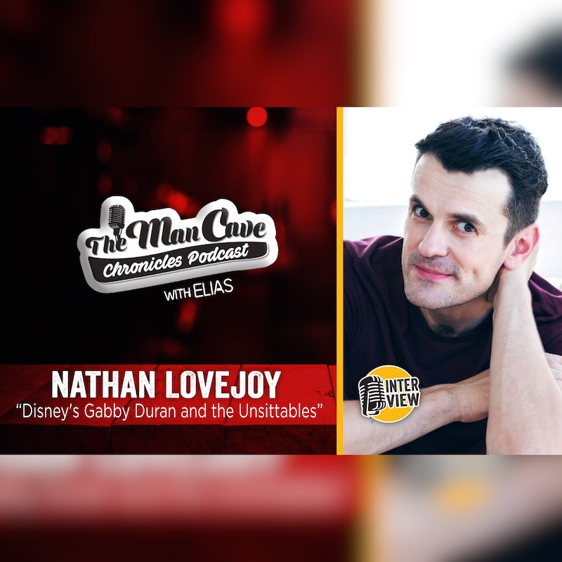 """Interview: Nathan Lovejoy - Disney's """"Gabby Duran and the Unsittables"""""""