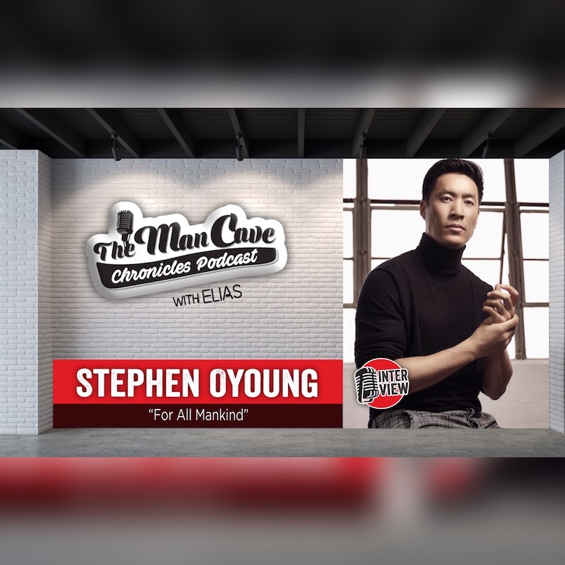 """Interview: Stephen Oyoung talks """"For All Mankind"""" """"Marvel's Spiderman"""" & more"""