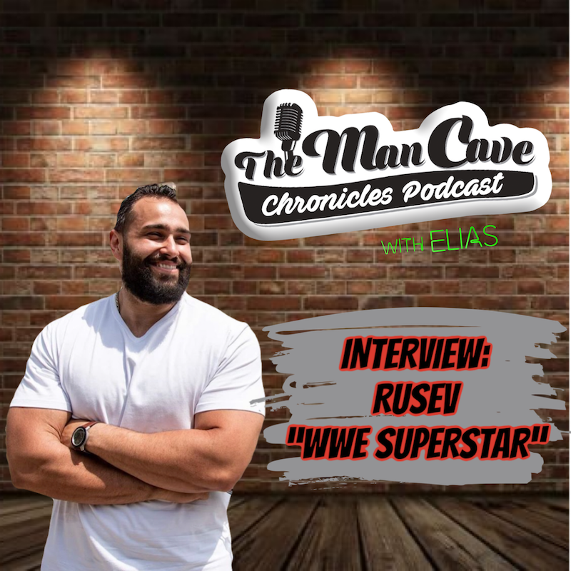 WWE Superstar Rusev talks about his movie Another Day, WWE Career & more.