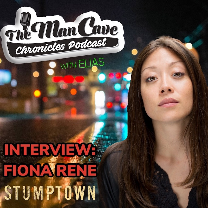 """Fiona Rene from ABC's """"Stumptown"""" talks about playing Detective Kara Lee"""