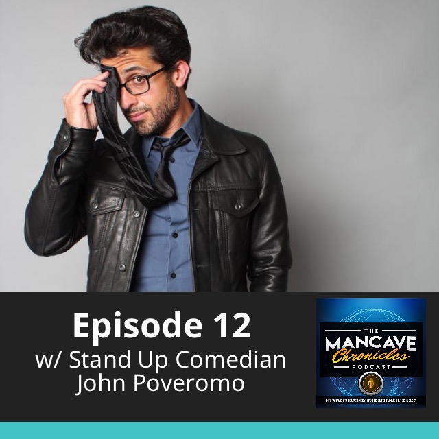 Interview: Stand Up Comedian John Poveromo