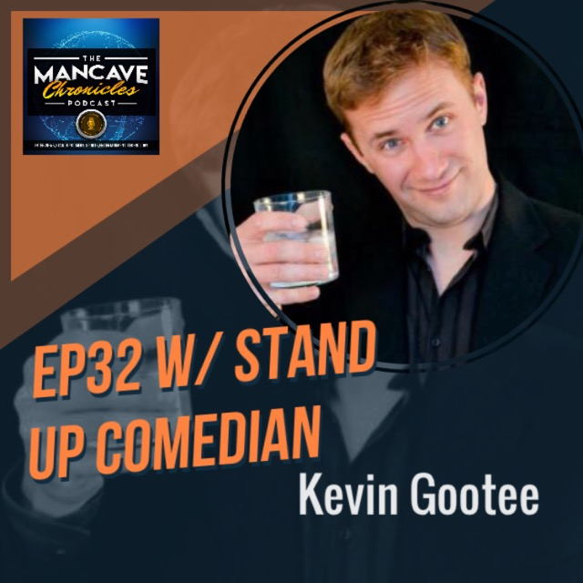 Interview: Kevin Gootee Stand Up Comedian