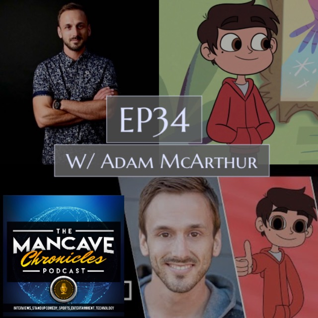 """Interview: Adam McArthur """"Star vs the Forces of Evil"""""""