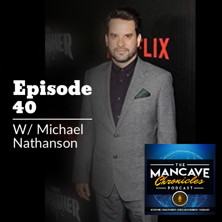 """Interview: Actor Michael Nathanson """"The Punisher"""""""