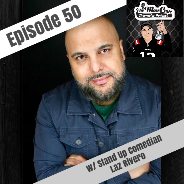 Interview: Laz Rivero Stand Up Comedian