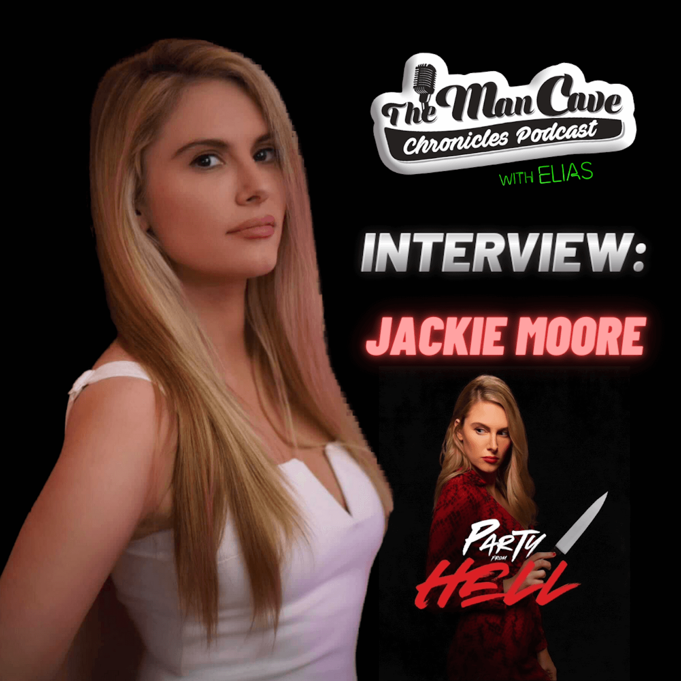 Jackie Moore talks about her role on Lifetime's 'Party From Hell'