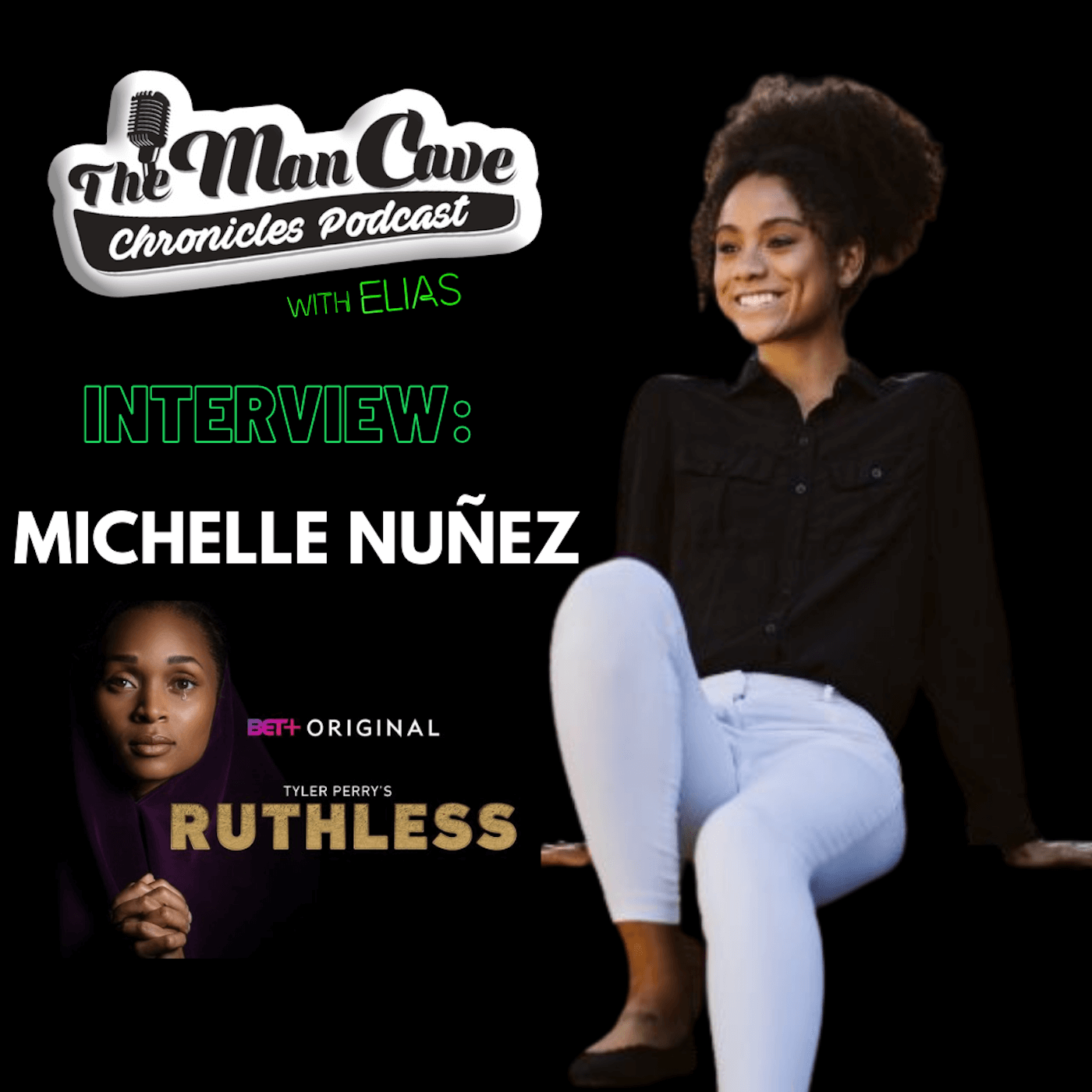 """Michelle Nuñez talks about her role as Zane on BET's """"Ruthless"""""""