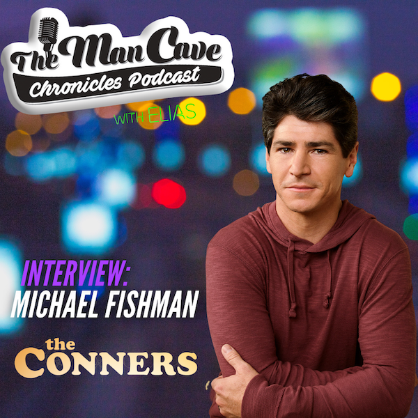 """Michael Fishman talks about playing D.J. Conner on ABC's """"The Conners"""" career, family & more"""