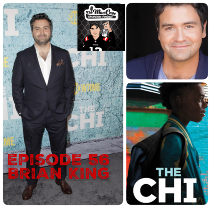 """Interview: Brian King """"The Chi"""""""
