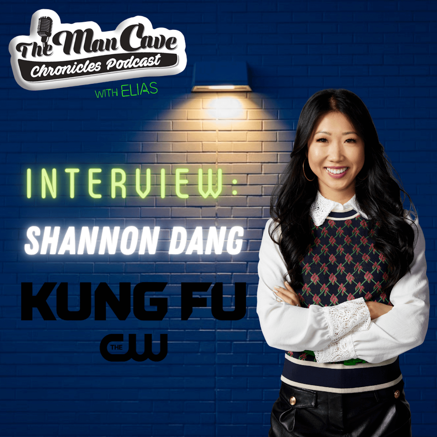 Shannon Dang talks about her role as Althea Shen on CW's Kung Fu