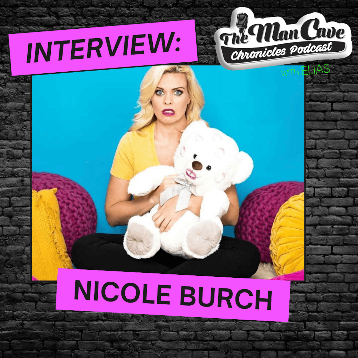 """Comedian Nicole Burch talks about her stand-up special """"Never Been Kissed"""""""