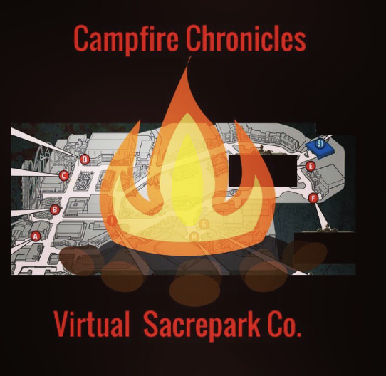 Campfire 4.13 The Cursed Kingdom of Exitia (Presented By Escape Room Adventures)