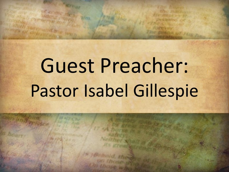 The Transforming Power of God (Acts 9:1-31) Isabel Gillespie