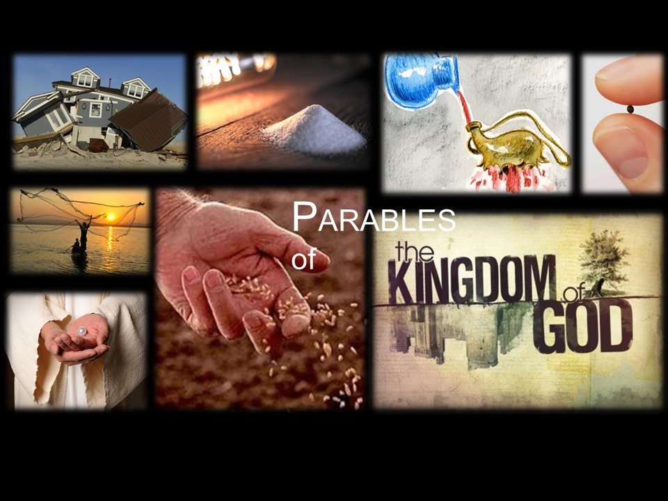 Parables of the Kingdom: Old Coats & New Wineskins (Matthew 9:14-17)