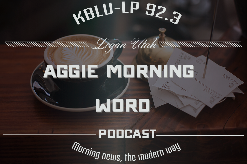 Aggie Morning Word Podcast: Afternoon edition with Cinders