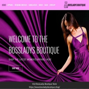 BossLadys Boutique - Shop for women clothing and fashion products