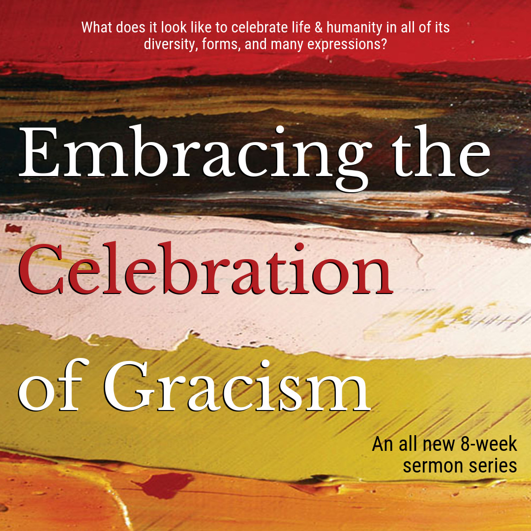 End of Year Wrap - Dr. David Anderson [Series: Embracing the Celebration of Gracism]