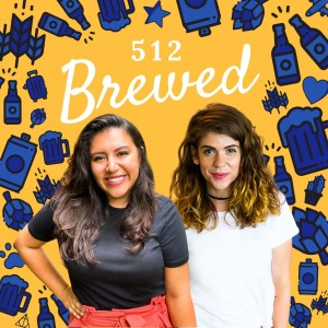 The hosts of 512 Brewed podcast