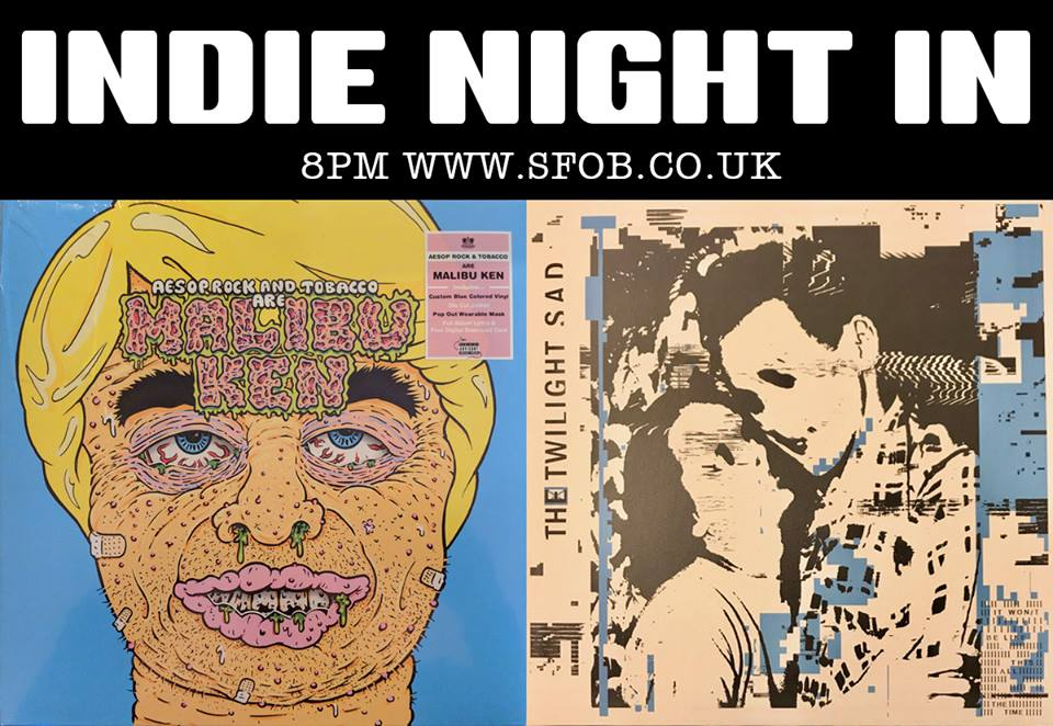 Indie Night In - 30/1/2019