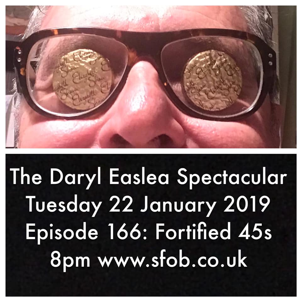 The Daryl Easlea Spectacular - 22/1/2019