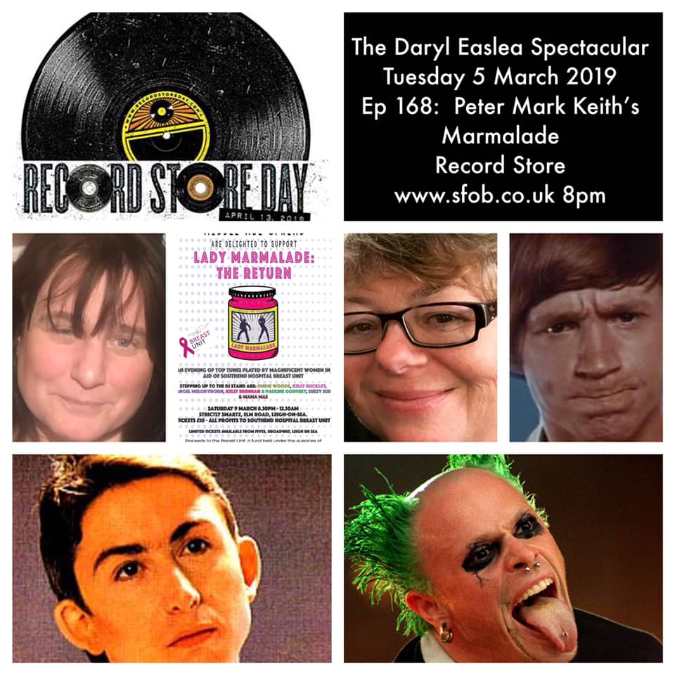 The Daryl Easlea Spectacular - 5/3/2019