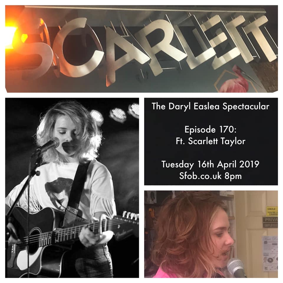 The Daryl Easlea Spectacular - 16/4/2019