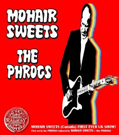 The Harbour Bazaar with Steven Hastings ; Mohair Sweets and R&B