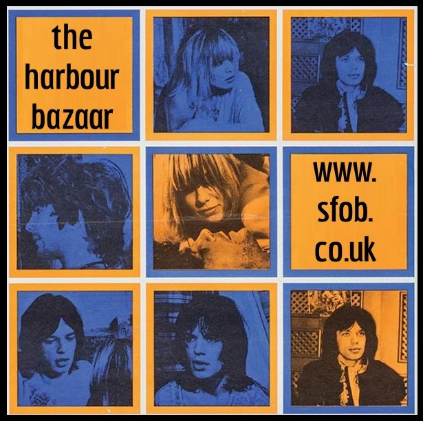 The Harbour Bazaar with Steven Hastings and Zoe Howe : PERFORMANCE