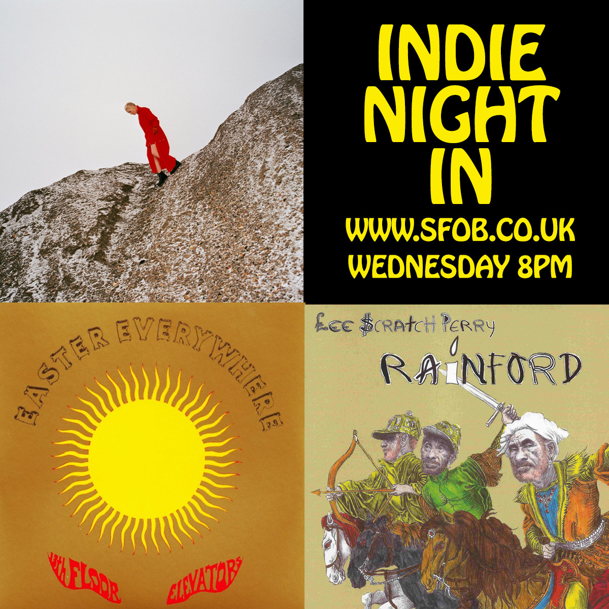 Indie Night In - 5/6/2019