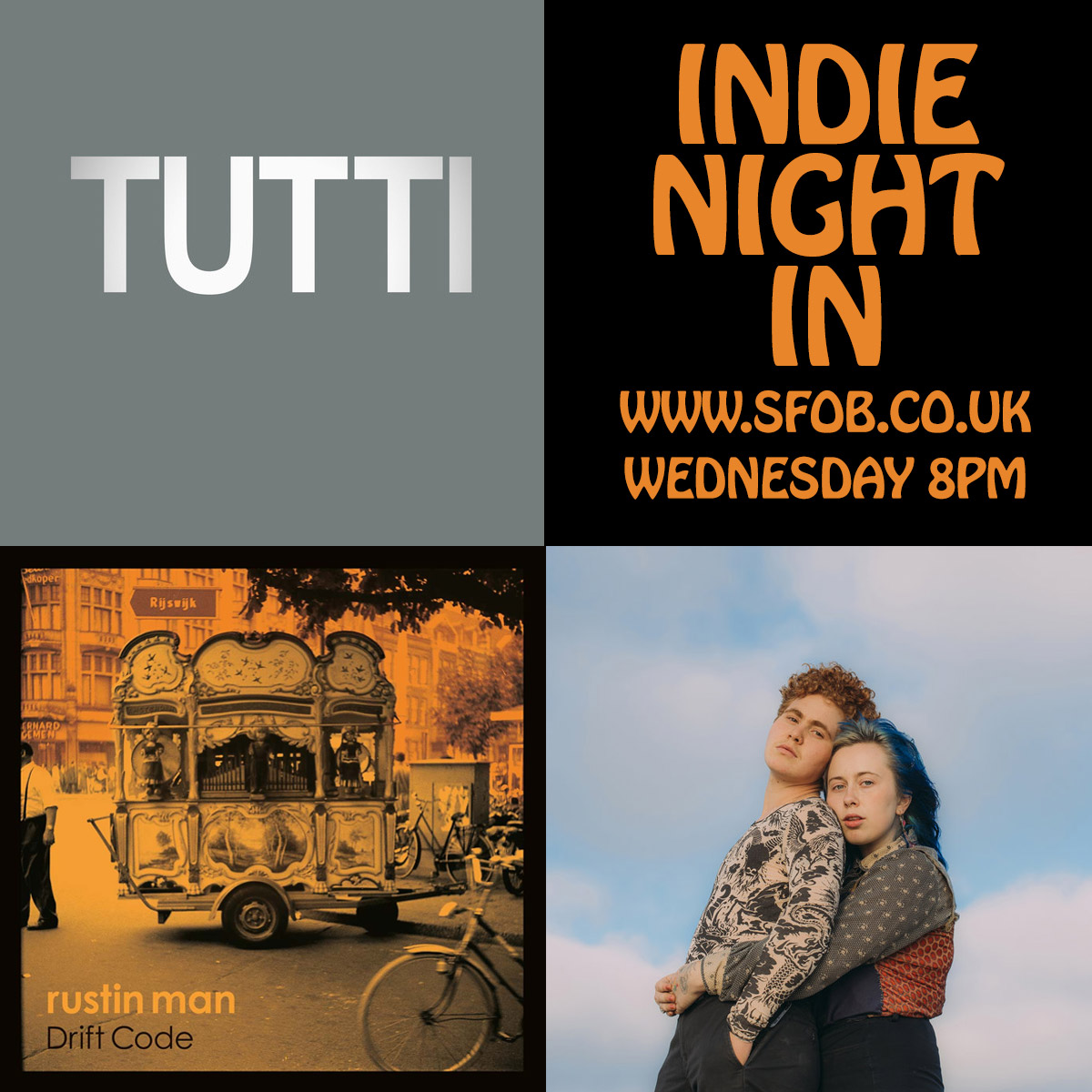 Indie Night In - 13/2/2019