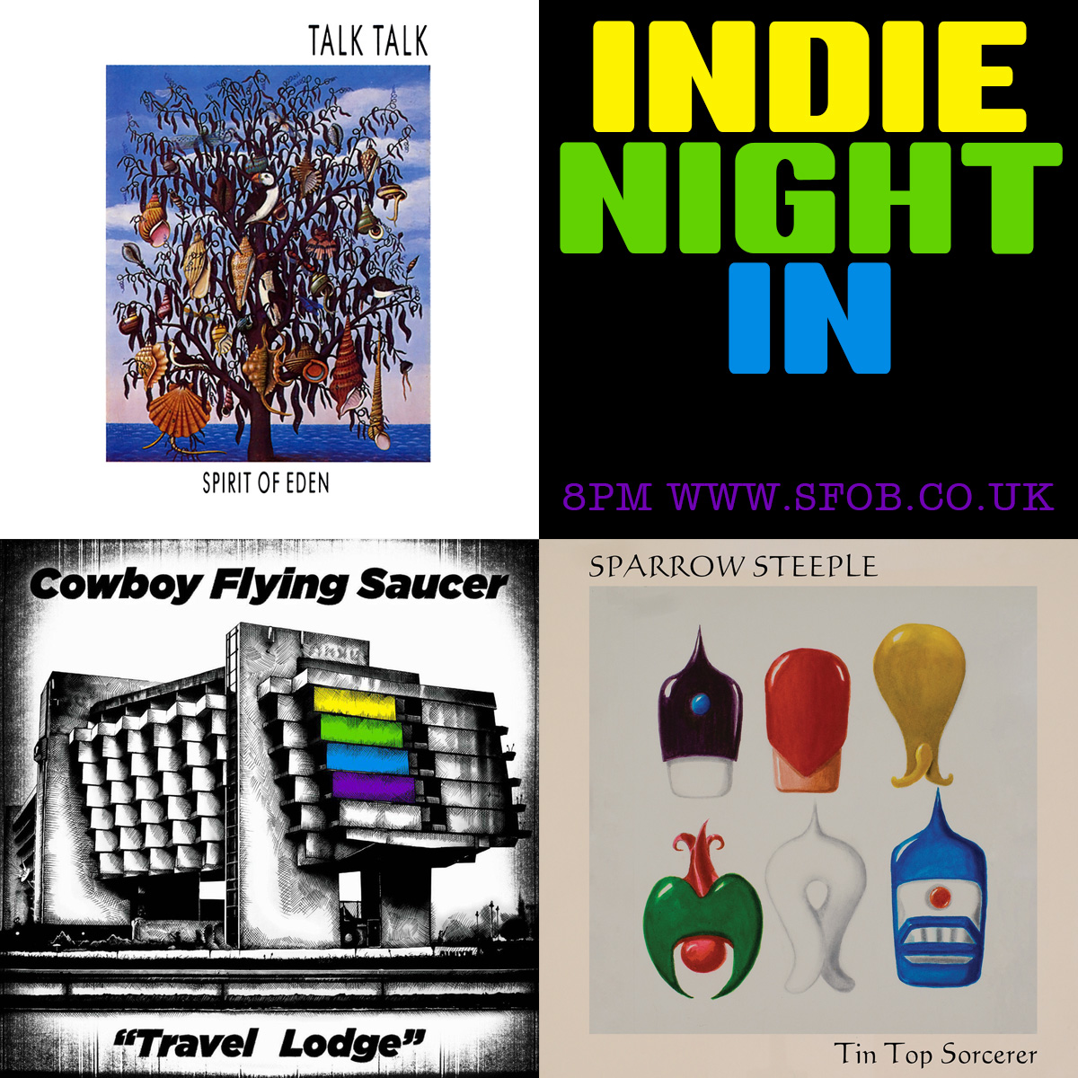 Indie Night In 26/2/2019