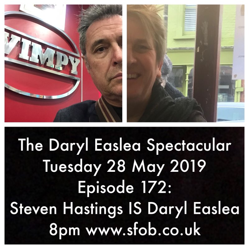 The Daryl Easlea Spectacular - 28/05/2019