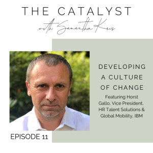 Developing a Culture of Change