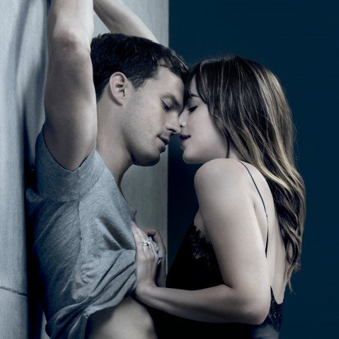Fifty Shades Freed - Fish and Connor Saw a Movie