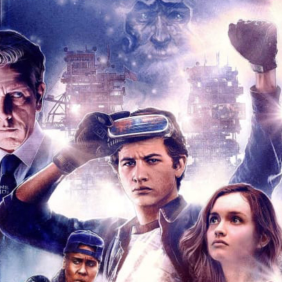 Ready Player One - Fish and Connor Saw a Movie